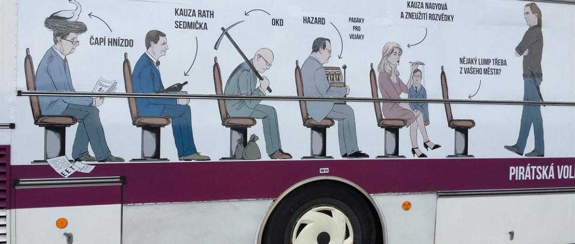 piratsky autobus