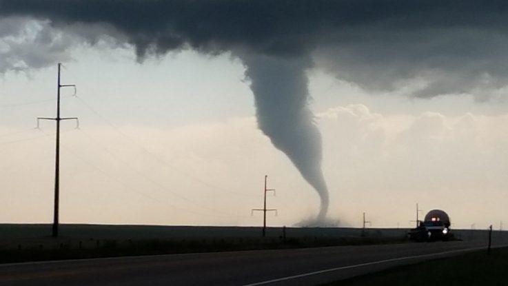 supercela tornado