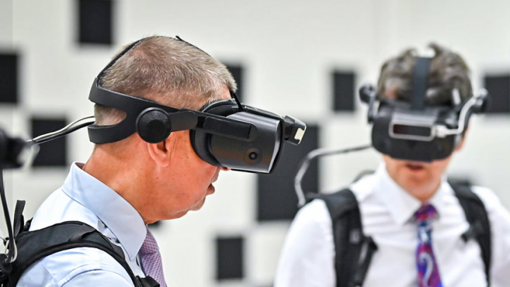 virtualni realita babis